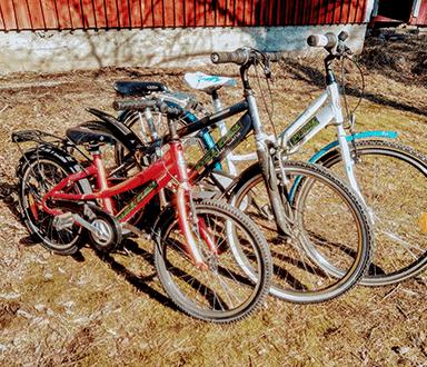 Children bikes Carfield Oy